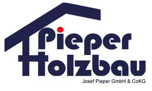 Holzbau Pieper - Wir bauen mit HOLZ